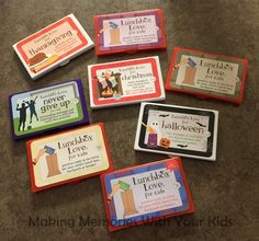 Enter to win a half years supply of lunch box notes. Ends