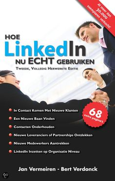 """LinkedIn is het grootste professionele online netwerk ter wereld en dus ook in Nederland en België. De meeste gebruikers vragen zich af: """"Wat heb ik er  eigenlijk aan?"""", """"Ik heb een profiel, wat nu?"""" of """"Hoe kan ik meer resultaten boeken zonder er veel tijd aan te besteden?"""""""