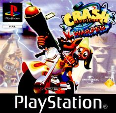 crash bandicoot | Crash Bandicoot 3 : Warped « Games File Archive