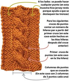 Gallery of points Braids, eights, strings - Weaving Peru Knit Slippers Free Pattern, Knit Headband Pattern, Knitted Slippers, Knitted Headband, Cable Knitting Patterns, Knitting Basics, Knitting For Beginners, Knitting Stitches, Knitting For Kids