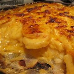 Creamy Au Gratin Potatoes Recipe - Allrecipes.com