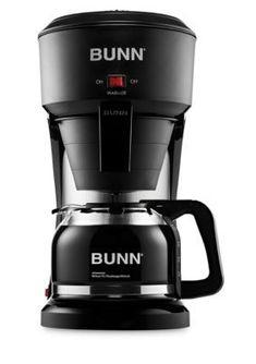 Bunn  Speed Brew Coffee Maker Sbb - Black - Black - One Size
