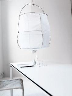 Mark Eden Schooley lamp.