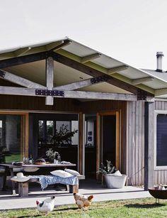 Hogares Singulares - Cabaña Australiana