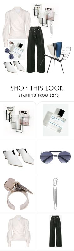 S U M M E R // C i t y by statuslusso on Polyvore featuring CO, Rejina Pyo, TIBI, Ann Demeulemeester, Jennifer Fisher and ill.i Optics