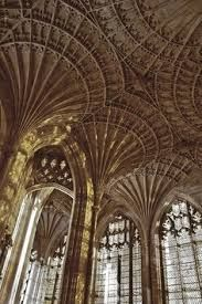 Ceiling Detail of Peterborough Cathedral in Peterborough, England. Properly the Cathedral Church of St Peter, St Paul and St Andrew – also known as Saint Peter's Cathedral in the United Kingdom – is the seat of the Bishop of Peterborough, dedicated to Sai Architecture Antique, Architecture Classique, Cathedral Architecture, Beautiful Architecture, Beautiful Buildings, Art And Architecture, Architecture Details, St Peters Cathedral, Cathedral Church