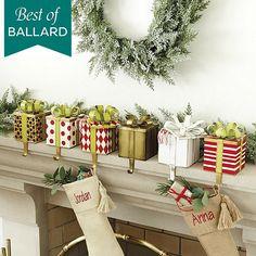 Gift Box Stocking Holder                                                                                                                                                                                 More