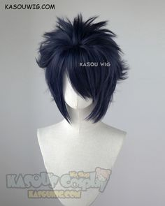 [ Kasou Wig ] My Hero Academia The Big 3 Tamaki Amajiki short blue spiky cosplay wig. Very thick Male Cosplay, Cosplay Outfits, Cosplay Wigs, Cute Quick Hairstyles, Pixie Hairstyles, Anime Wigs, Anime Hair, Cool Hair Designs, Kawaii Wigs