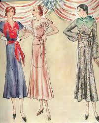 1933 fashion