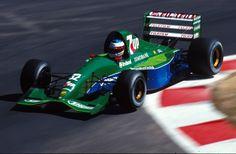 timewastingmachine:    Michael Schumacher | Jordan 191 | Spa-Francorchamps 1991 Belgian Grand Prix