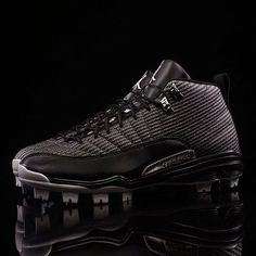 c48ace830 Air Jordan 12 Baseball Cleats are now available. Click link in bio for more  details