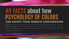 40 facts about how color psychology boosts website conversions - Holy Kaw!  ||  Just as you'd never invest in a kitchen renovation heavy on the avocado green of the 1960s and 70s, you wouldn't ask potential clients to be convinced of your cutting edge approach with uninviting colors. https://holykaw.alltop.com/40-facts-color-psychology-boosts-website-conversions?utm_campaign=crowdfire&utm_content=crowdfire&utm_medium=social&utm_source=pinterest