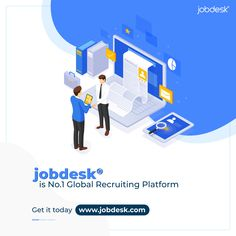 Hiring Now, Find People, Job S, Find A Job, All Over The World, Platform, Sign, Top, Wedge