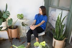 Cheri Messerli - closet visit