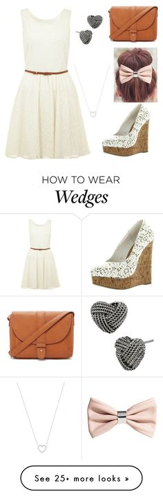 """Untitled #473"" by abigailduff on Polyvore featuring Betsey Johnson, Forever 21, H&M, Tiffany & Co. and Yumi"