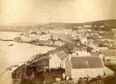 Dunedin from Bell Hill 1860 Dunedin New Zealand, Genealogy, Paris Skyline, The Past, Australia, Travel, Image, Viajes, Destinations
