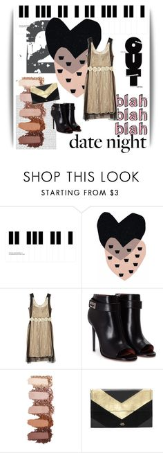 """""""you are my favorite blah blah blah"""" by meadowbat ❤ liked on Polyvore featuring Seventy Tree, Philosophy di Alberta Ferretti, Givenchy and Vince Camuto"""