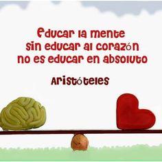Frases educación, Aristóteles