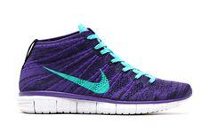 Nike 2014 Fall Free Flyknit Chukka