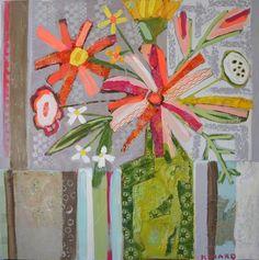Artist: Christy Kinard - Flower Frenzy