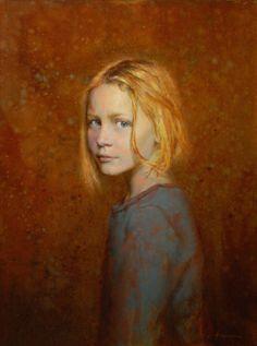 by Seth Haverkamp #figurative #portrait #art