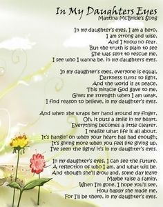 Song For my princesses  (In my daughters eyes) this song means a lot to me because of my girls