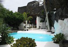 Manrique's house at Lanzarote http://www.cesarmanrique.com