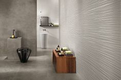 3D Wall Design Line. Continous and defined lines to plan feature walls