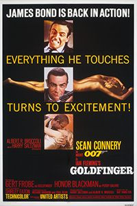 Goldfinger - 6.7 and 6.10 only