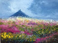 View: Spring At Brentor | Artfinder