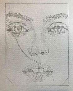 To draw, to paint - Zeichnen/ Malen - Art Sketches Pencil Art Drawings, Art Drawings Sketches, Realistic Drawings, Drawing Faces, Drawing People Faces, Beautiful Pencil Drawings, Dragon Drawings, Face Drawings, Pencil Sketching