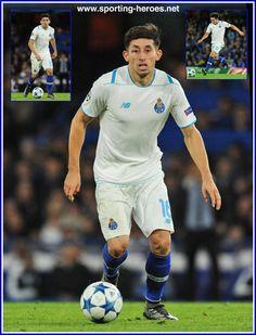 Hector HERRERA - Porto - 2015/16 Champions League.