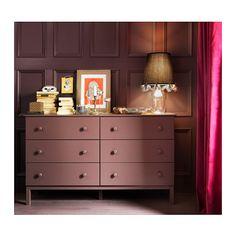 TARVA Commode 6 tiroirs - IKEA à peindre + changer poignée