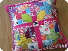 Pillow talk swap~send! by lindakl, via Flickr