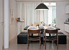 23 composições afinadas de sala de jantar - Casa