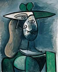 2020 is a great year if you want to view Pablo Picasso famous paintings. There are many Picasso art exhibitions happening in Here is the full list! Kunst Picasso, Art Picasso, Pablo Picasso Artwork, Georges Braque, Henri Rousseau, Henri Matisse, Picasso Famous Paintings, Spanish Painters, Green Hats