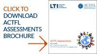 Language Testing International  Validated and Certified
