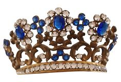 19th-C. French Madonna Crown on OneKingsLane.com