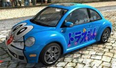 Doremon car