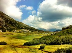 Hike to see the Pozzi, Corsica, France. -HauteTravelBlog.tumblr.com