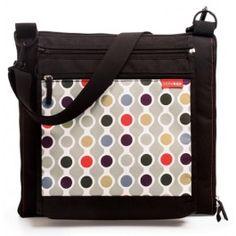 Skip hop cooler bag w/detachable picnic blanket
