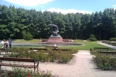 Chopin's Monument (check weekly Sunday concerts in summer at 12 & 16 pm)