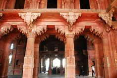 Made of red stone, this imposing structure known as Govind Dev Temple is a must-visit site in the holy city of Mathura, India.  #India #GovindDevTemple #Mathura #Agra #UttarPradesh #templesofindia #travel #trip #tour #yolo #usa #UCLA