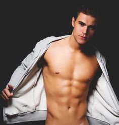 vampire diaries stefan shirtless - Google Search