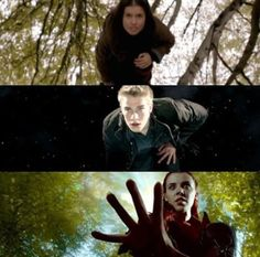 Eolas | Wolfblood Season 1 vs. Wolfblood Season 4