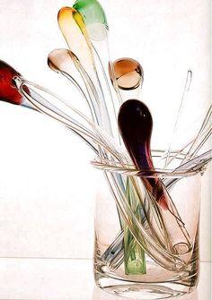 ArtForum - Exposition - Rene Roubicek and Miluse Roubickova - Glass art Diffuser, Glass Art, Glass, Home, Jar Art, Loudspeaker Enclosure