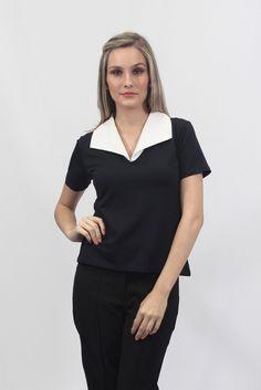 Camisa Daniela - Uniforme profissional BH
