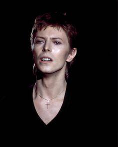 David Bowie, Bing Crosby Show, 1977