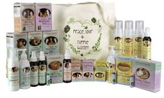 I love Earth Mama Angel Baby's commitment to providing safe, herbal-based products made with worry-free ingredients.  Earth Mama Angel Baby products retail for $3+ and their bundles make great baby shower gifts!