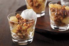 Que faire de toutes ces pommes fraîchement cueillies? Un croustillant aux pommes, bien sûr! Suivez nos trois étapes et célébrez la récolte d'automne!